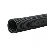 Conduit ICTA - Diamètre 25 mm - 100 Mètres - Noir
