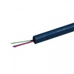 Conduit ICTA Préfilé - 3 G 1.5 mm - Diamètre 16 mm - 100 Mètres - Bleu