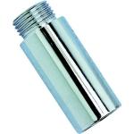 Allonge chromée - Filetage long - M / F - Diamètre 20 x 27 mm - Longueur 25 mm - Altech 10279ALT1
