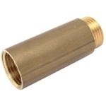 Allonge laiton - Filetage court - M / F - Diamètre 15 x 21 mm - Longueur 25 mm - Altech 1979ALT1