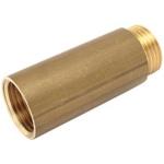 Allonge laiton - Filetage court - M / F - Diamètre 20 x 27 mm - Longueur 25 mm - Altech 1989ALT1