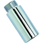 Allonge chromée - Filetage court - M / F - Diamètre 12 x 17 mm - Longueur 25 mm - Altech 2085ALT1