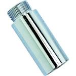 Allonge chromée - Filetage court - M / F - Diamètre 15 x 21 mm - Longueur 25 mm - Altech 2089ALT1