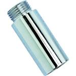 Allonge chromée - Filetage court - M / F - Diamètre 20 x 27 mm - Longueur 50 mm - Altech 2094ALT1