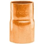 Réduction en cuivre à souder - Mâle 16 mm vers Femelle 14 mm - Sachet de 2