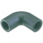 Raccord souple - Coude à 90° - 15 x 15 mm