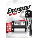 Pile lithium - Energizer 2CR5 - 6 Volts - Blister de 1 pile