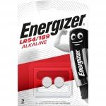Pile alcaline - Energizer LR54 - 1.5 Volts - Blister de 2 piles