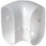 Coude - 90 degrès - minigaine 40 x 100 mm - Vertical - Aldes 11023976