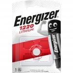 Pile lithium - Energizer CR1220 - 3 Volts - Blister de 1 pile