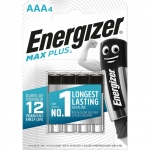 Pile Energizer Max Plus - AAA x 4 - Energizer 423051
