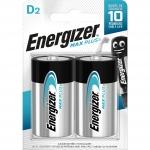 Pile Energizer Max Plus - LR20 - Energizer 423358