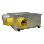 Caisson VMC - Extra plat MICROGEM - Unelvent 603571