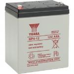 Batterie Plomb - 12 Volts - 4 Ah - Yuasa NP4-12