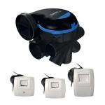 Kit VMC - Aldes Easyhome Hygro Premium - Micro Watt - Aldes 11033034