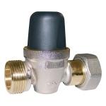 Réducteur de pression - Pour chauffe-eaux - Diamètre 20 x 27 mm - Altech 2282500BS