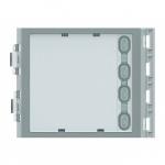 Bticino Sfera New - Module électronique - 4 boutons poussoirs