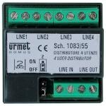 Dérivateur vidéo - 4S 2Voice - Urmet 1083/55