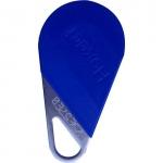 Badge de proximité  - Bleu - MIFAIRE - 13.56 MHz - HEXACT - Bitron THEXACLE/B