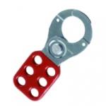 Machoire de consignation en acier - Pour 6 cadenas