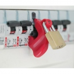 Condamnateur disjoncteur - Avec cadenas - CATU AL-201-C/1