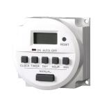 Horloge digitale - 12 volts - CDVI TH82712