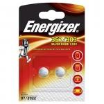 Piles miniatures - Energizer 357-303 Silver Oxide ZM BP - Energizer 422962