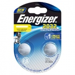 Pile bouton haute performance - Energizer CR2032 - Lithium - Energizer 423006