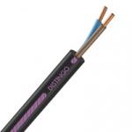 Cable électrique R2V 2 x 4 mm² - Au mètre