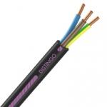 Cable électrique R2V 3G4 mm² - Au mètre