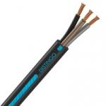 Cable électrique R2V 3 x 6 mm² - Au mètre