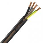 Cable électrique R2V 4G10 mm² - Au mètre