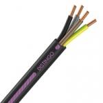 Cable électrique R2V 4G4 mm² - Au mètre