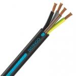 Cable électrique R2V 4G6 mm² - Au mètre