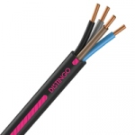 Cable électrique R2V 4 x 1.5 mm² - Au mètre