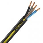 Cable électrique R2V 4 x 2.5 mm² - Au mètre