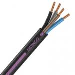 Cable électrique R2V 4 x 4 mm² - Au mètre