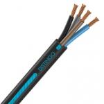 Cable électrique R2V 4 x 6 mm² - Au mètre