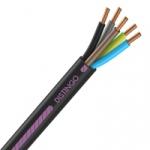 Cable électrique R2V 5G4 mm² - Au mètre