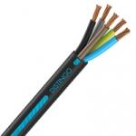 Cable électrique R2V 5G6 mm² - Couronne de 50 mètres