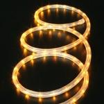 Cordon lumineux 30 LEDS/M touret de 44 mètres jaune Festilight