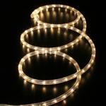 Cordon lumineux 30 LEDS/M touret de 44M blanc chaud Festilight