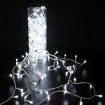 Guirlande 10M blanche 180 LEDS animées Festilight