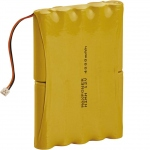 Batterie de secours Nimh 4 Ah Hager BATNIMH4 pour centrale d'alarme