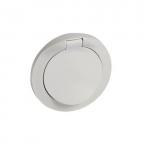 Enjoliveur - Prise de courant 2P+T - IP 44 - Legrand Céliane - Blanc