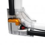 Pompe à condensat Sauermann SI-10 - 20l/h - Avec goulotte 80 x 60 mm