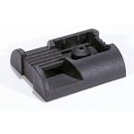 Fixation plastique Spit CLIPELEC - Noir - Boite de 100