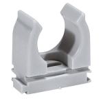 Fixation plastique Spit E-CLIP - Diamètre 20 mm - Boite de 100