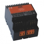 Alimentation régulée - 12 Volts CC - 5 ampères - 4 modules - Urmet AL12/5A