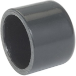 Bouchon PVC Pression - Femelle / Mâle - Diamètre 40 / 50 mm - Nicoll B40F